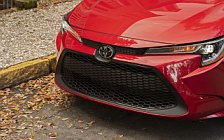 Cars wallpapers Toyota Corolla LE Sedan US-spec - 2019