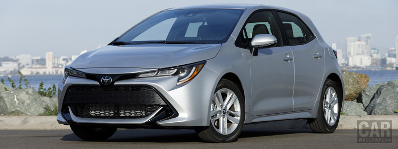 Cars wallpapers Toyota Corolla SE Hatchback US-spec - 2019 - Car wallpapers