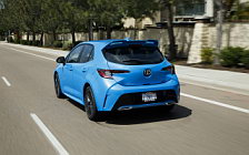 Cars wallpapers Toyota Corolla XSE Hatchback US-spec - 2019