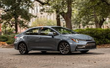 Cars wallpapers Toyota Corolla XSE Sedan US-spec - 2019