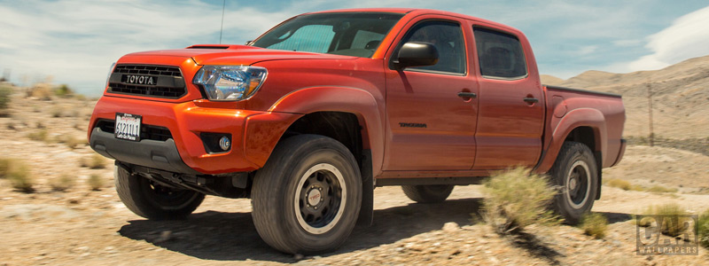 Cars wallpapers Toyota Tacoma TRD Pro Double Cab - 2014 - Car wallpapers