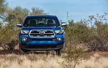 Cars wallpapers Toyota Tacoma Limited Double Cab - 2015