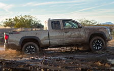 Cars wallpapers Toyota Tacoma TRD Off-Road Access Cab - 2015