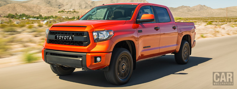 Cars wallpapers Toyota Tundra TRD Pro CrewMax Cab - 2014 - Car wallpapers