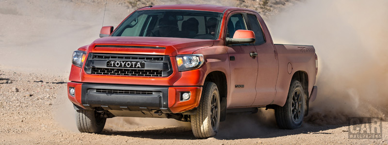 Cars wallpapers Toyota Tundra TRD Pro Double Cab - 2014 - Car wallpapers