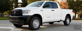 Toyota Tundra Double Cab Work Truck Package - 2010