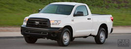 Toyota Tundra Regular Cab Work Truck Package - 2010