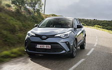 Cars wallpapers Toyota C-HR Hybrid (Grey) - 2019