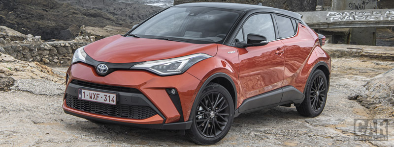 Cars wallpapers Toyota C-HR Hybrid (Orange) - 2019 - Car wallpapers