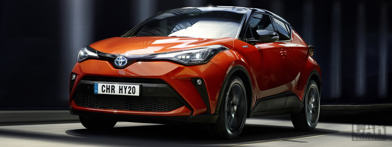 Cars wallpapers Toyota C-HR Hybrid - 2019 - Car wallpapers