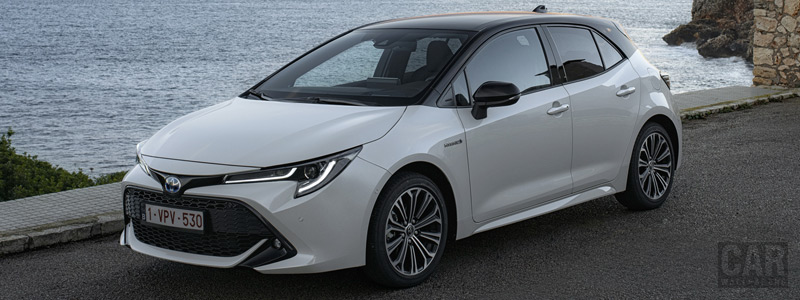 Cars wallpapers Toyota Corolla Hatchback Hybrid 1.8L - 2019 - Car wallpapers