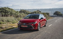 Cars wallpapers Toyota Corolla Hatchback Hybrid 2.0L - 2019