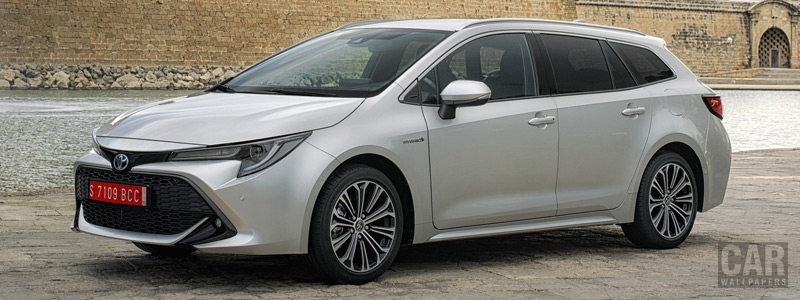 Cars wallpapers Toyota Corolla Touring Sports Hybrid 1.8L - 2019 - Car wallpapers