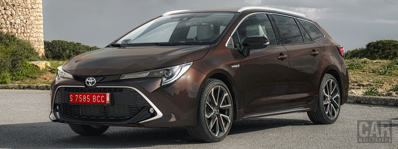 Cars wallpapers Toyota Corolla Touring Sports Hybrid 2.0L - 2019 - Car wallpapers