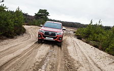 Cars wallpapers Toyota Hilux 4x4 Special Edition Double Cab - 2018