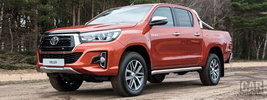 Toyota Hilux 4x4 Special Edition Double Cab - 2018