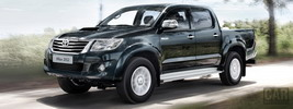 Toyota Hilux Double Cab - 2012