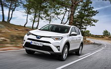 Cars wallpapers Toyota RAV4 Hybrid - 2016