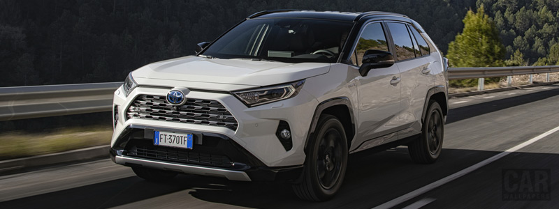 Cars wallpapers Toyota RAV4 Hybrid Style - 2019 - Car wallpapers