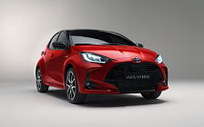 Cars wallpapers Toyota Yaris Hybrid - 2020