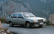 Cars wallpapers Volvo 760 GLE - 1983
