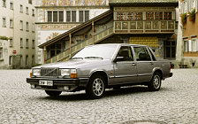Cars wallpapers Volvo 760 Turbo - 1984