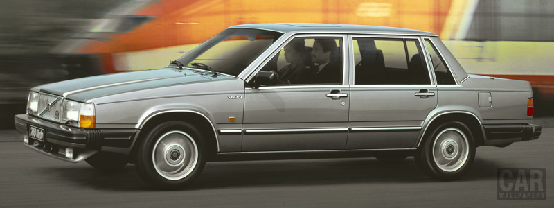 Cars wallpapers Volvo 760 Turbo - 1984 - Car wallpapers