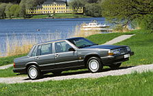 Cars wallpapers Volvo 760 GLE - 1988