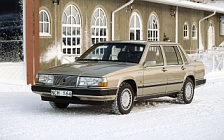 Cars wallpapers Volvo 760 GLE - 1989