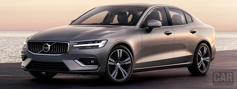 Cars wallpapers Volvo S60 T6 AWD Inscription - 2018 - Car wallpapers
