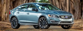 Volvo S60 T5 AWD Cross Country US-spec - 2016