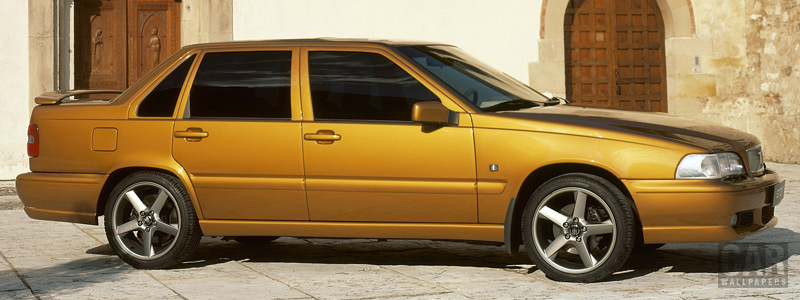 Cars wallpapers Volvo S70 R - 1997 - Car wallpapers