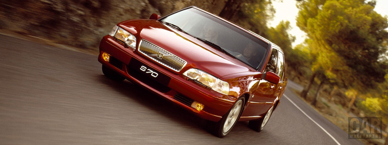 Cars wallpapers Volvo S70 - 1997 - Car wallpapers