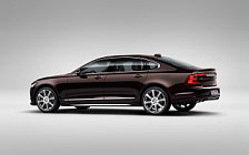 Cars wallpapers Volvo S90 - 2018