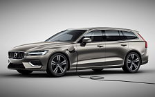 Cars wallpapers Volvo V60 T8 Twin Engine AWD Inscription - 2018