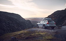 Cars wallpapers Volvo V90 T6 Cross Country Volvo Ocean Race - 2017