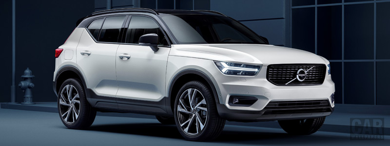 Cars wallpapers Volvo XC40 T5 R-Design - 2017 - Car wallpapers