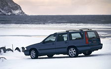 Cars wallpapers Volvo V70 XC - 1998