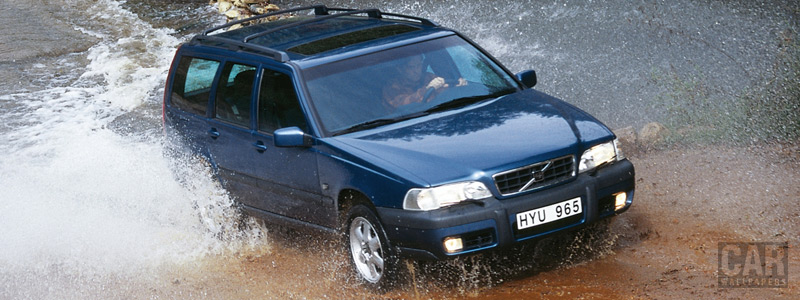 Cars wallpapers Volvo V70 XC - 1998 - Car wallpapers