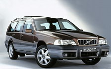 Cars wallpapers Volvo V70 XC - 1999