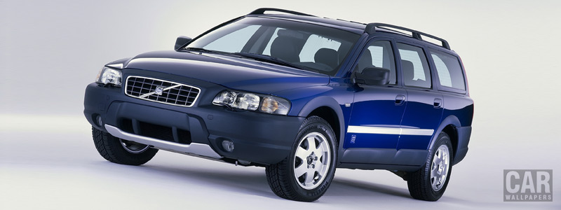 Cars wallpapers Volvo V70 XC Ocean Race - 2001 - Car wallpapers
