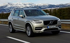Cars wallpapers Volvo XC90 D5 Momentum - 2015
