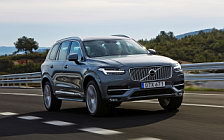 Cars wallpapers Volvo XC90 T6 Inscription - 2015