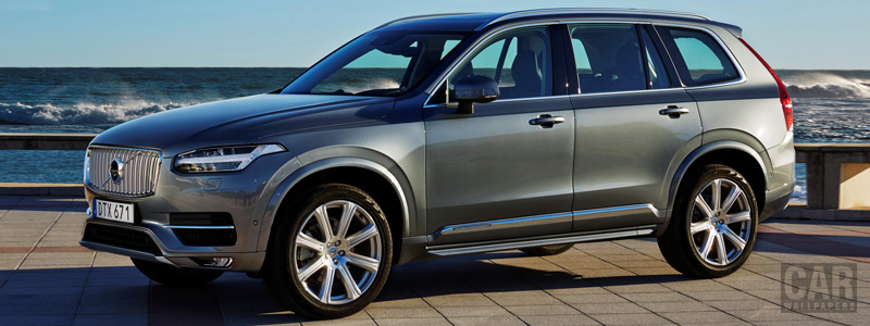 Cars wallpapers Volvo XC90 T6 Inscription - 2015 - Car wallpapers