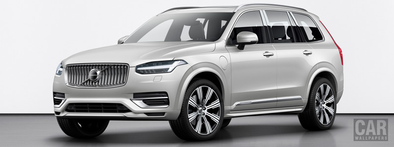 Cars wallpapers Volvo XC90 T8 Twin Engine Inscription - 2019 - Car wallpapers