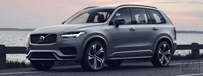 Cars wallpapers Volvo XC90 T8 Twin Engine R-Design - 2019 - Car wallpapers
